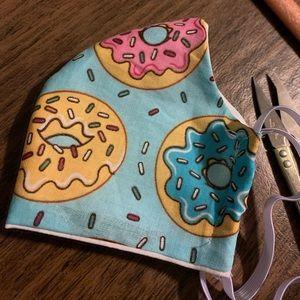 Donut lover non medical face mask